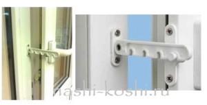 опасности в доме. окна и балконы